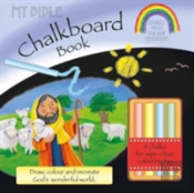 My Bible Chalkboard Book: Stories From The New Testament