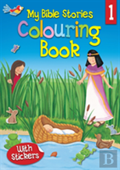 My Bible Stories Colouring Book 1