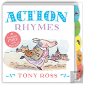 My Favourite Nursery Rhymes Board Book: Action Rhymes