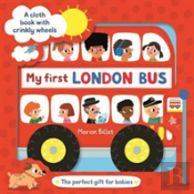 My First London Bus Cloth Book