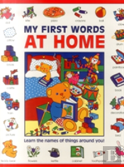 My First Words: At Home (Giant Size)