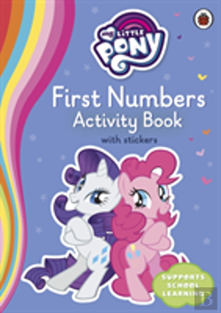 Bertrand.pt - My Little Pony First Numbers Activity Book