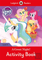 My Little Pony Title 2 Activity Book