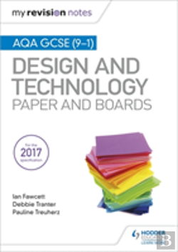 Bertrand.pt - My Revision Notes: Aqa Gcse (9-1) Design And Technology: Paper And Boards
