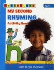 My Second Rhyming Activity Book Age 4+