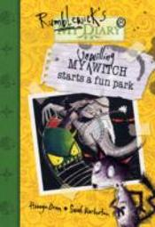 My Unwilling Witch Starts A Fun Park