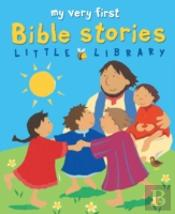 My Very First Bible Stories Little Library