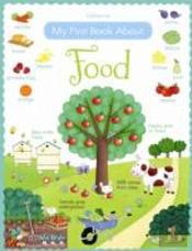 My Very First Book About Food