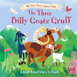 Bertrand.pt - My Very First Story Time: The Three Billy Goats Gruff