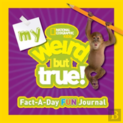 Bertrand.pt - My Weird But True Fact-A-Day Fun Journal