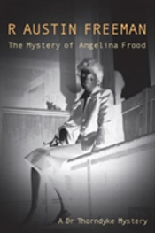 Mystery Of Angelina Frood