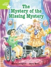 Mystery Of The Missing Mysterylime Level Fiction