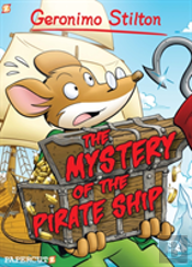 Mystery Of The Pirate Ship