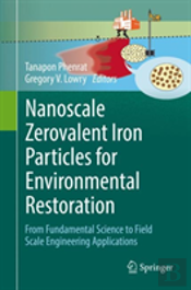 Nanoscale Zerovalent Iron Particles For Environmental Restoration