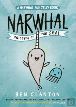 Bertrand.pt - Narwhal: Unicorn Of The Sea! (Narwhal And Jelly 1)