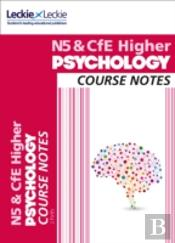 National 5 & Higher Psychology Course Notes