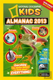 National Geographic Kids Almanac 2013, International Edition