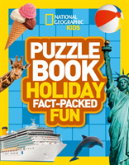National Geographic Kids Puzzle Book - Holiday