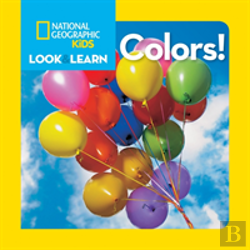 Bertrand.pt - National Geographic Little Kids Look And Learn: Colors