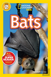 National Geographic Readers Bats