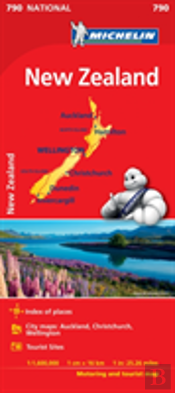 National Map New Zealand 790