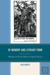 National Memory Lit Form Earlycb