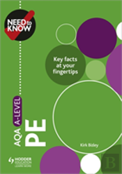 Need To Know: Aqa A-Level Pe