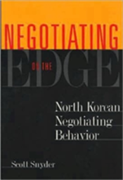 Negotiating On The Edge