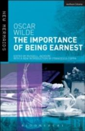 Neme Importance Of Being Earnest Ne