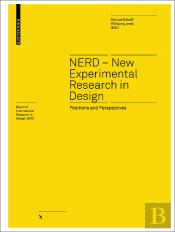 Nerd  New Experimental Research In Design