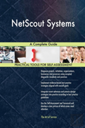 Netscout Systems A Complete Guide