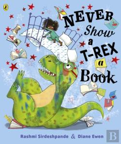 Bertrand.pt - Never Show A T-Rex A Book!