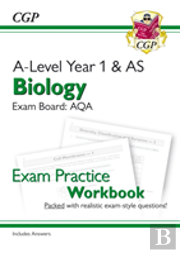 New A-Level Biology For 2018: Aqa Year 1 & As Exam Practice Workbook - Includes Answers
