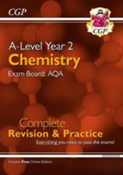 New A-Level Chemistry For 2018: Aqa Year 2 Complete Revision & Practice With Online Edition