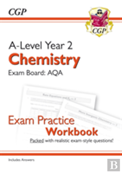 Bertrand.pt - New A-Level Chemistry For 2018: Aqa Year 2 Exam Practice Workbook - Includes Answers