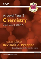 New A-Level Chemistry For 2018: Ocr A Year 2 Complete Revision & Practice With Online Edition