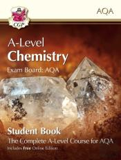 New A-Level Chemistry For Aqa: Year 1 & 2 Student Book With Online Edition