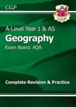 Bertrand.pt - New A-Level Geography: Aqa Year 1 & As Complete Revision & Practice