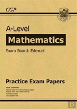 Bertrand.pt - New A-Level Maths Edexcel Practice Papers (For The Exams In 2019)