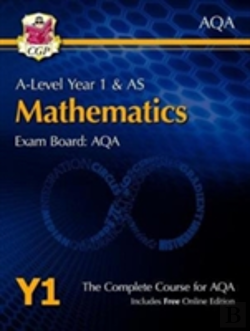 Bertrand.pt - New A-Level Maths For Aqa: Year 1 & As Student Book With Online Edition