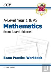 New A-Level Maths For Edexcel: Year 1 & As Exam Practice Workbook