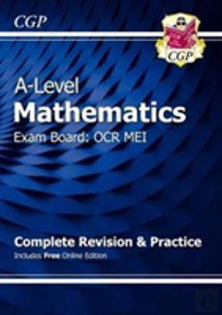 Bertrand.pt - New A-Level Maths For Ocr Mei: Year 1 & 2 Complete Revision & Practice With Online Edition