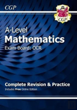 Bertrand.pt - New A-Level Maths For Ocr: Year 1 & 2 Complete Revision & Practice With Online Edition