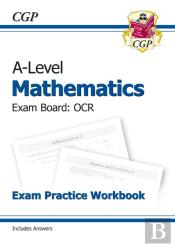 New A-Level Maths For Ocr: Year 1 & 2 Exam Practice Workbook
