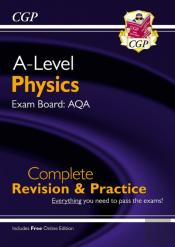 New A-Level Physics For 2018: Aqa Year 1 & 2 Complete Revision & Practice With Online Edition