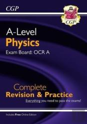 New A-Level Physics For 2018: Ocr A Year 1 & 2 Complete Revision & Practice With Online Edition