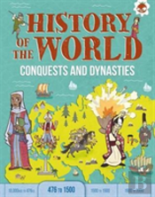 New Conquests And Dynasties 476 Ce-1500