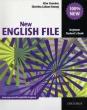 New English File students Book