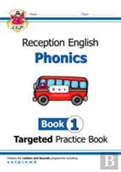 New English Targeted Practice Book: Phonics - Reception Book 1