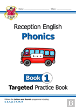 Bertrand.pt - New English Targeted Practice Book: Phonics - Reception Book 1